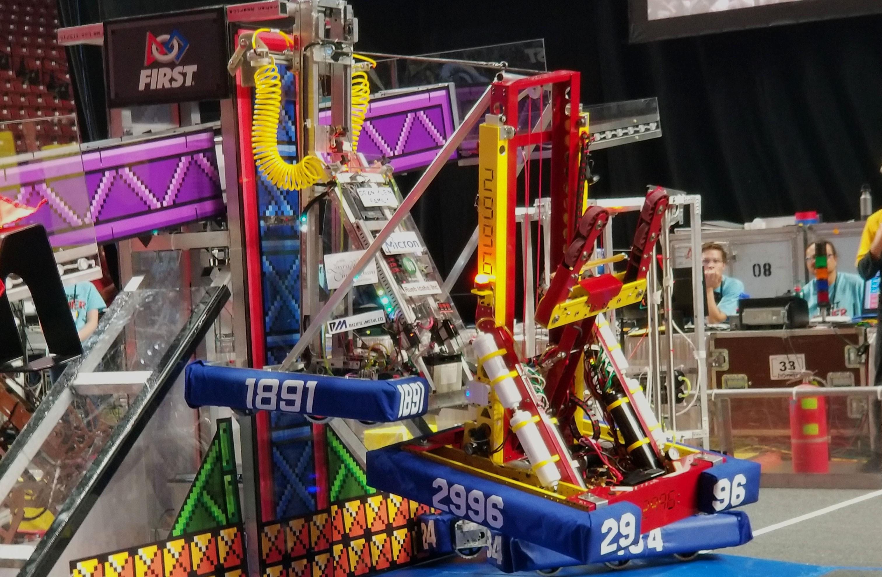 Robot Climb 2018